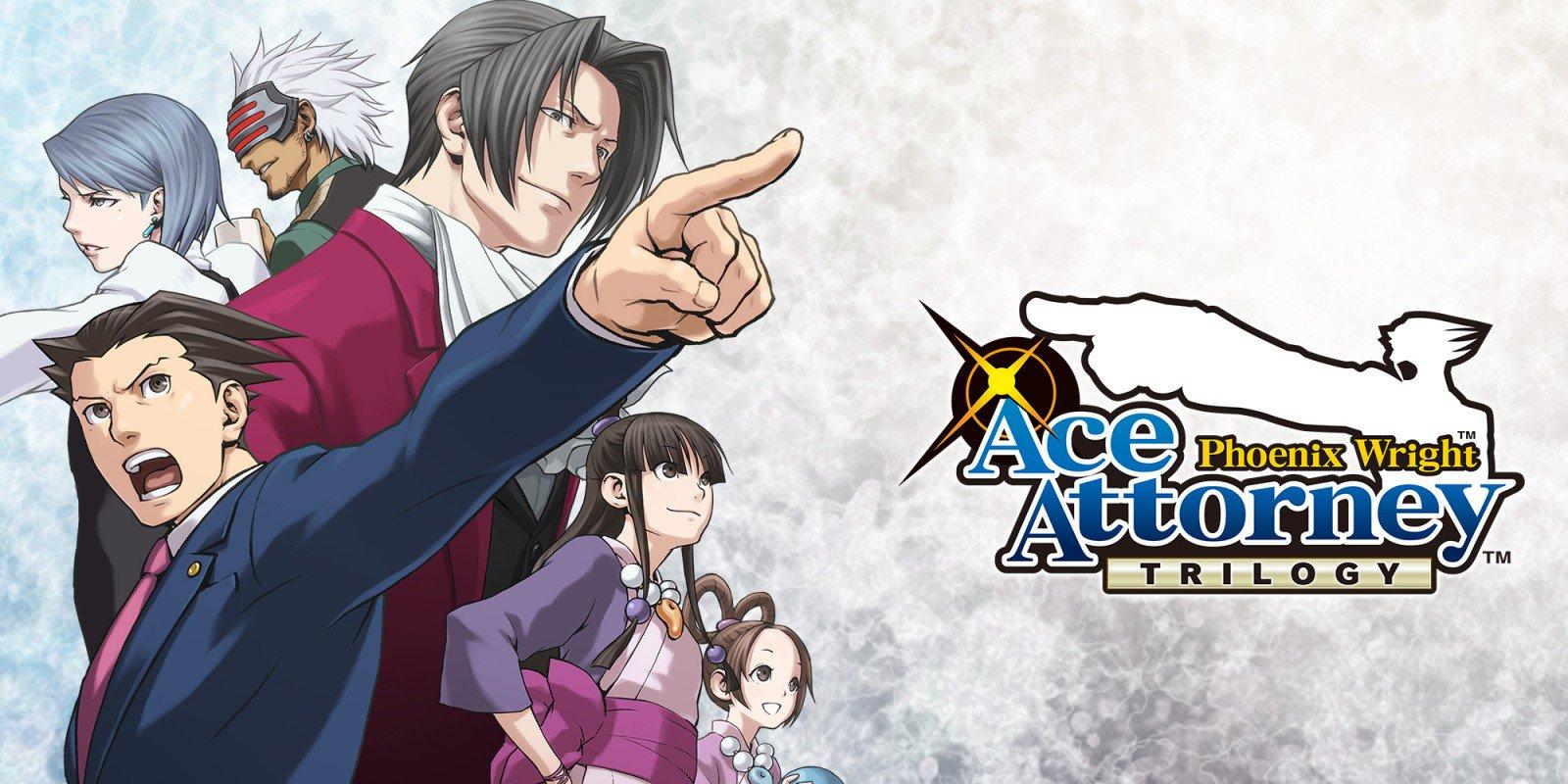 Phoenix Wright: Ace Attorney Trilogy será vendido apenas em formato digital no ocidente; Lançamento confirmado para abril