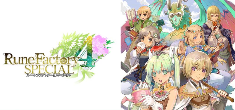 """[Switch] Rune Factory 4 Special tem o novo modo """"Vida de casados""""; Screenshots"""