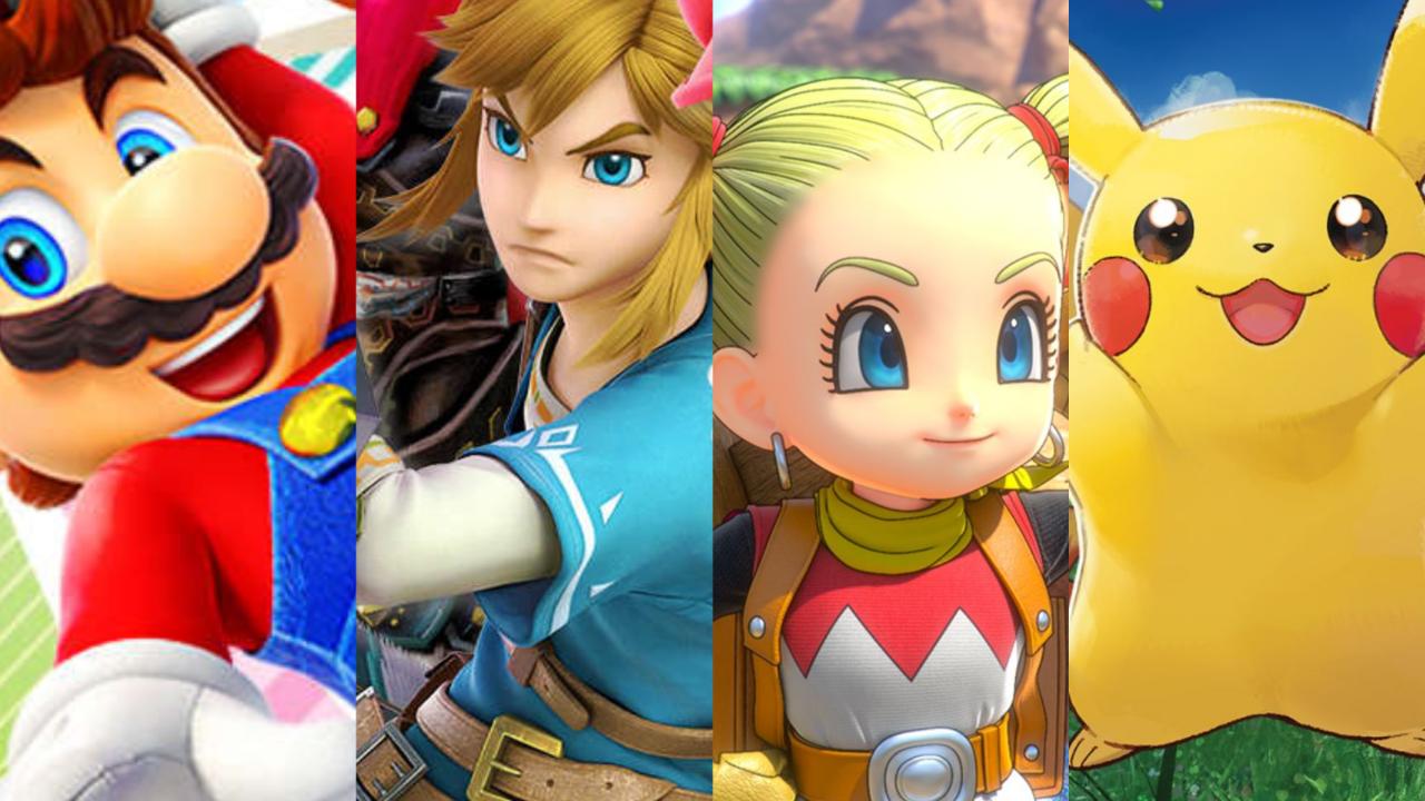 Famitsu: Top-30 jogos mais vendidos no mês de dezembro de 2018 no Japão