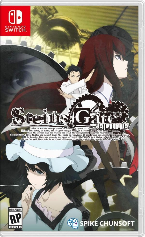 Steins-Gate Elite