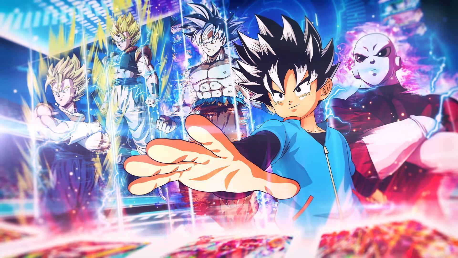 [Switch] Edição limitada de Super Dragon Ball Heroes: World Mission é anunciada para as Américas; Novo trailer