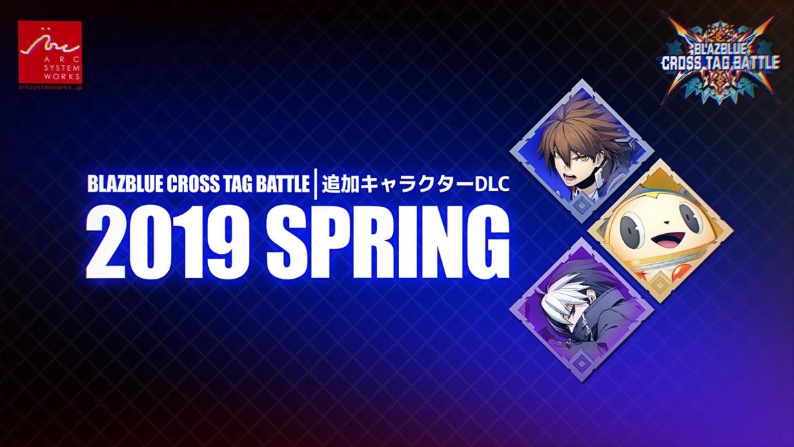 [Switch] Naoto Kurogane, Teddie, Seth e Heart Aino chegam em Blazblue: Cross Tag Battle como conteúdo de DLC