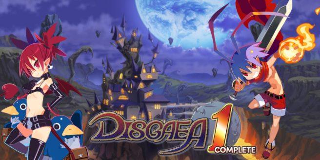 [Switch] Disgaea 1 Complete recebe atualização