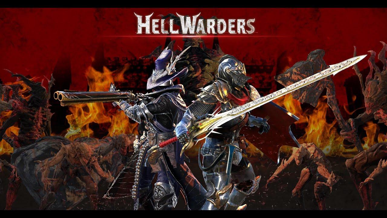 [Switch] PQube confirma lançamento de Hell Warders para esta semana