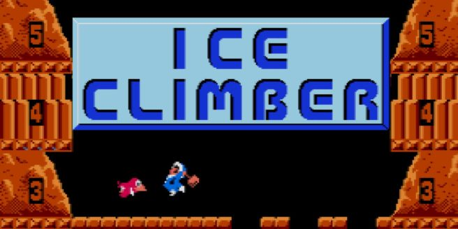 Arcade Archives Ice Climber chega nesta semana através da eShop do Nintendo Switch