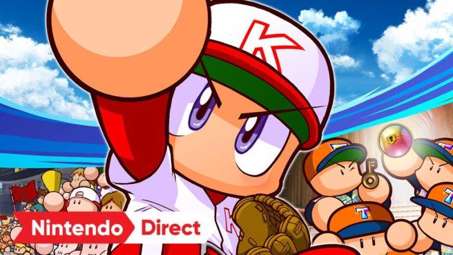 Konami anuncia Jikkyuu Powerful Pro Yakyuu para o Nintendo Switch