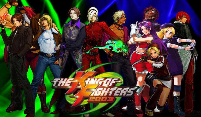 ACA Neo Geo The King of Fighters 2003 chega nesta semana através da eShop do Nintendo Switch