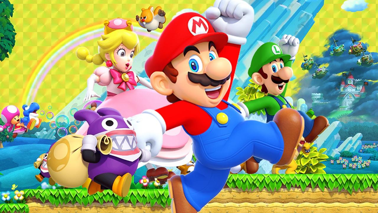 NPD: New Super Mario Bros. U Deluxe está vendendo 30% a mais que a versão original de Wii U nos EUA