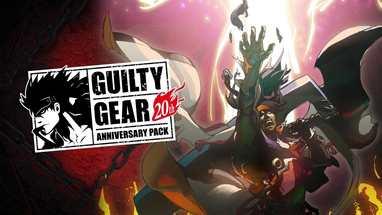 [Switch] Guilty Gear 20th Anniversary Edition ganha data de lançamento e novo trailer