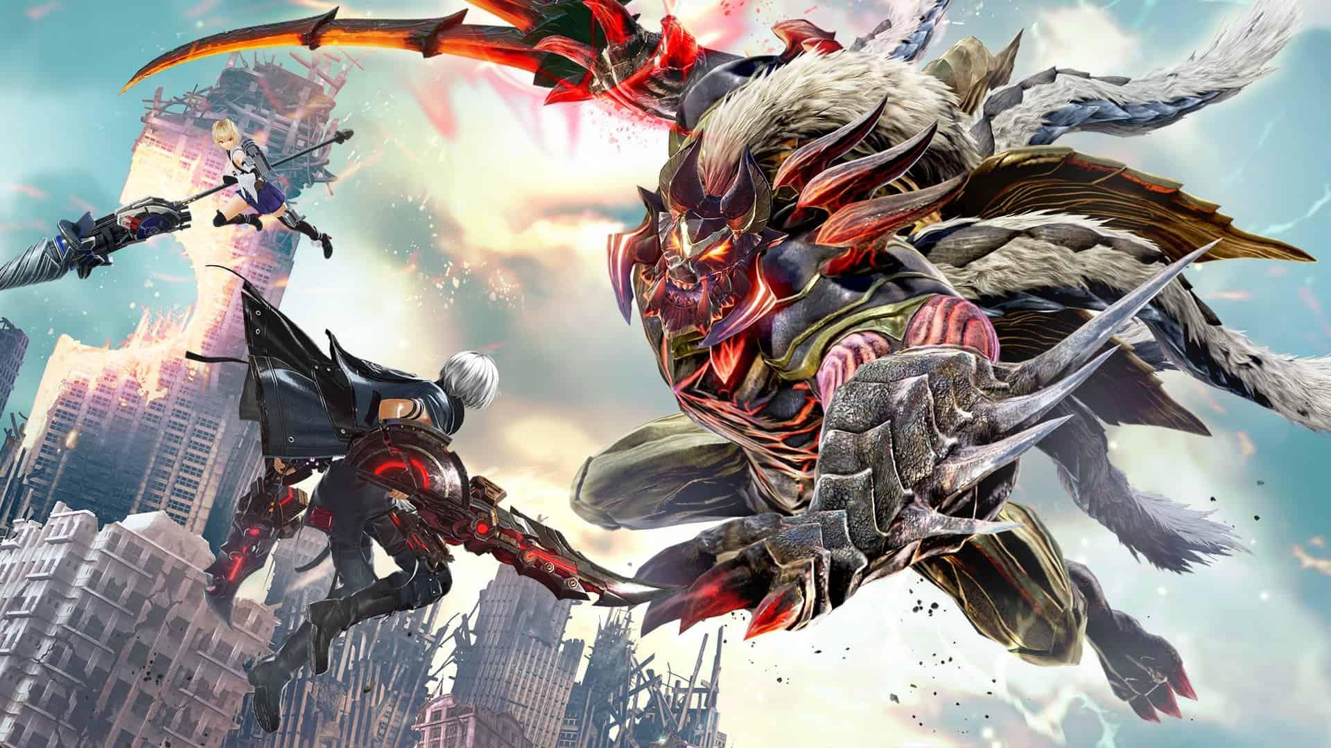 Produtores de God Eater estão cientes de que os fãs querem a série no Nintendo Switch