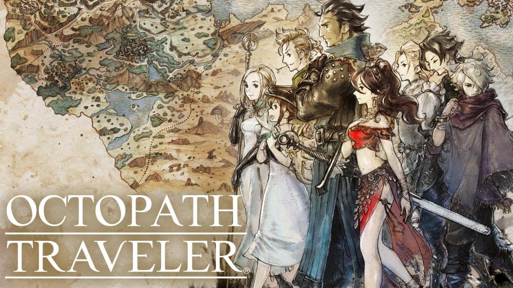 Square Enix menciona Octopath Traveler entre os responsáveis pelo seus bons resultados financeiros
