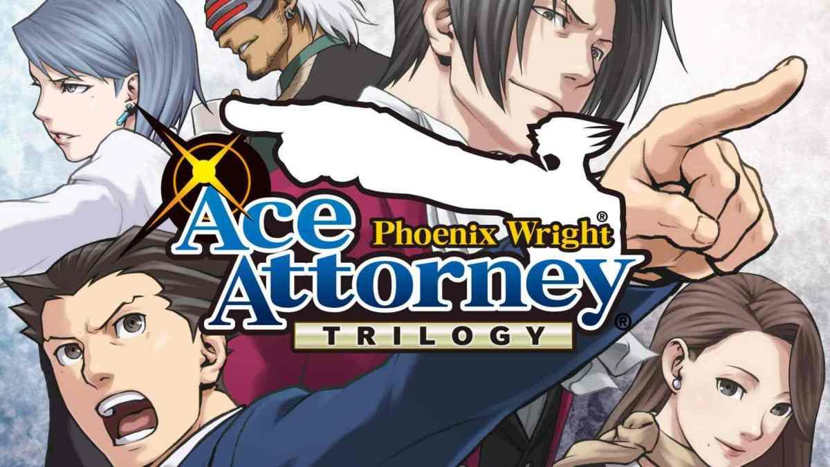 [Switch] Página da eShop revela data de lançamento ocidental de Phoenix Wright: Ace Attorney Trilogy