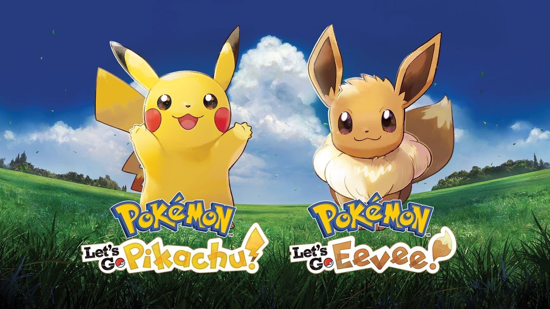 Demo de Pokémon Let's Go, Pikachu! / Let's Go, Eevee! está disponível na eShop