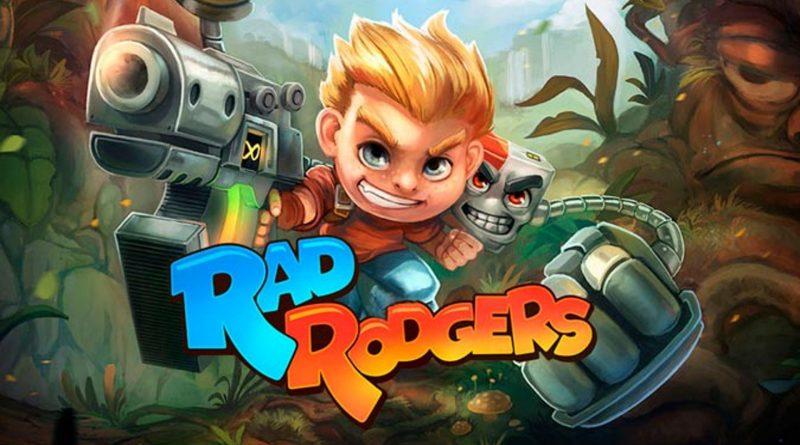 [Switch] Rad Rodgers: Radical Edition já está disponível na eShop e em versão física pela THQ Nordic