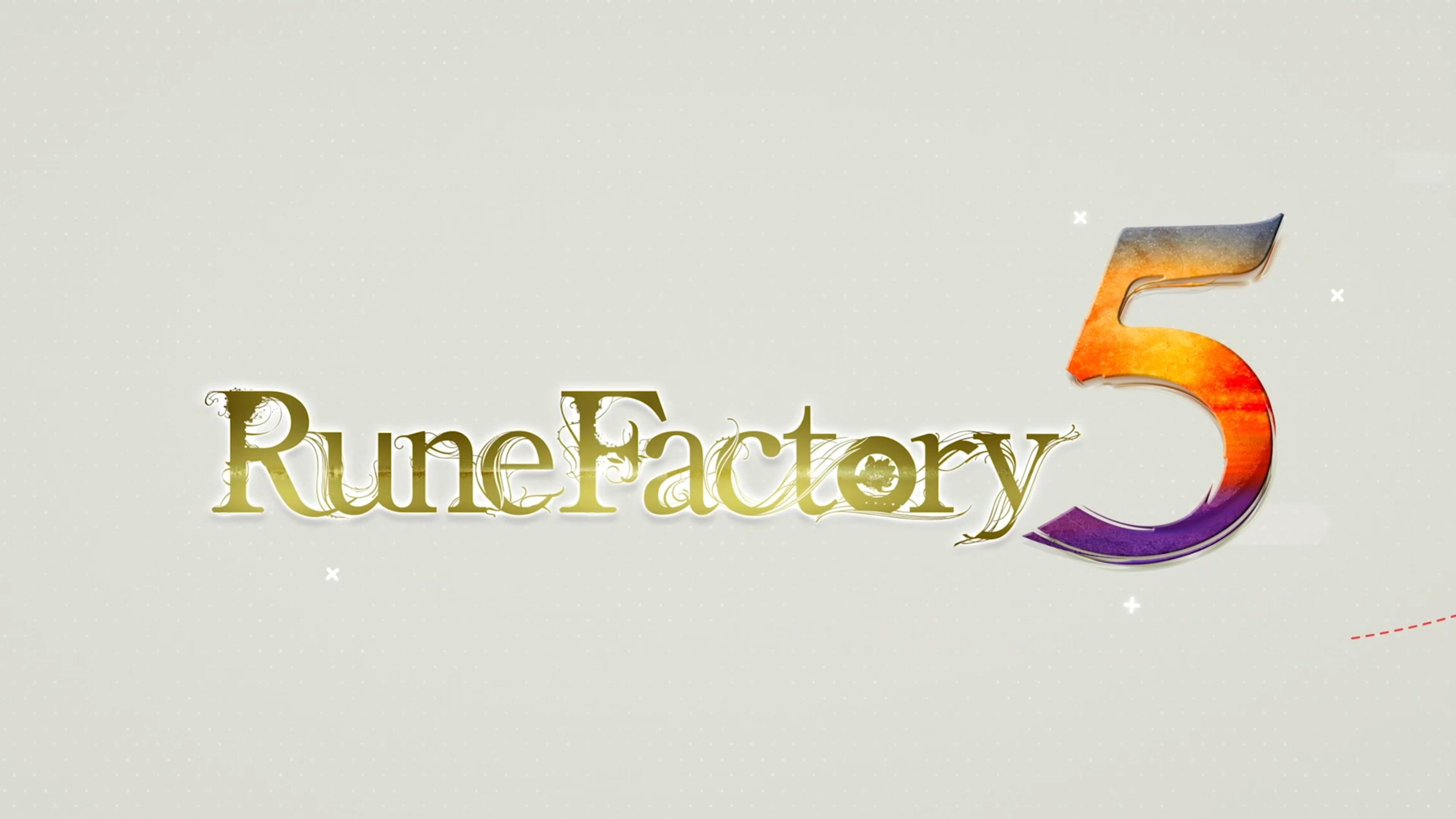 Rune Factory 5 chega em 2020 no Nintendo Switch