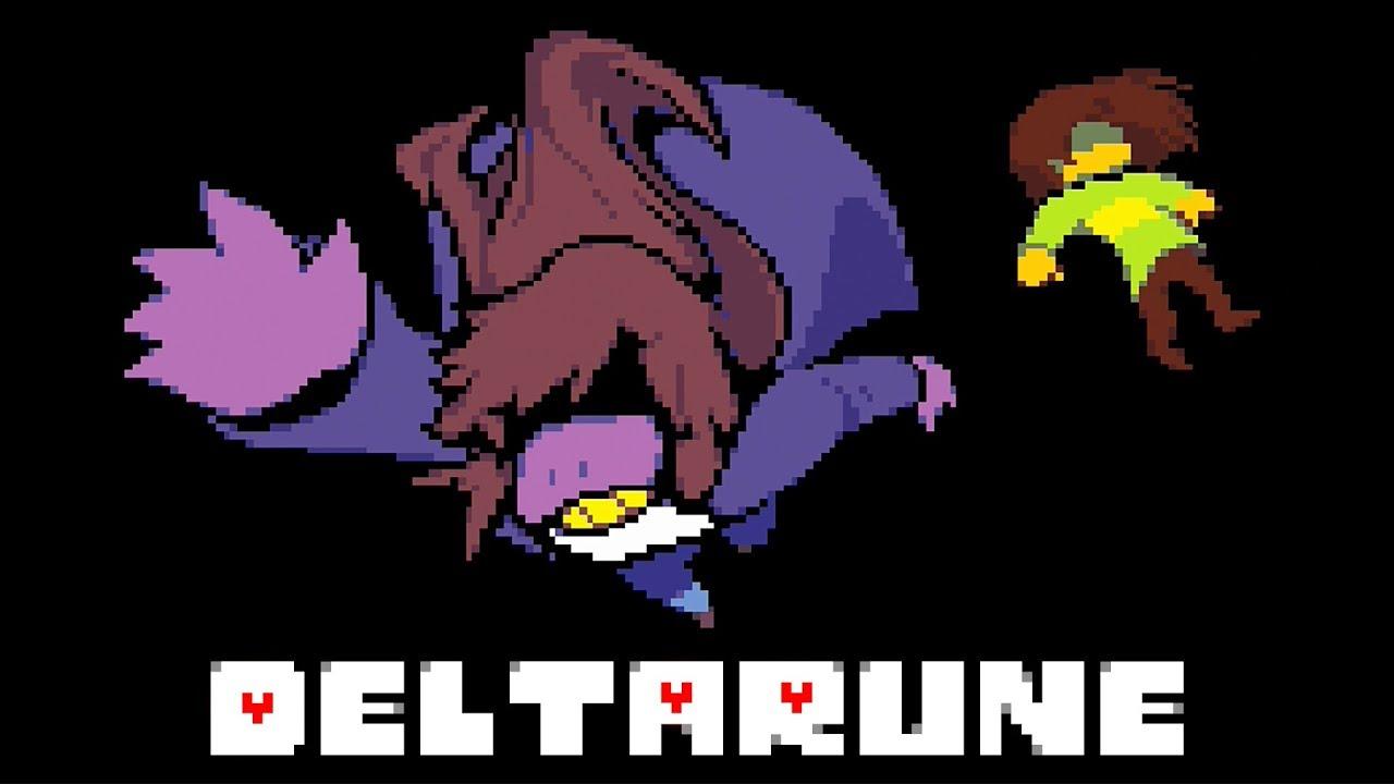 Deltarune, o sucessor do popular RPG indie Undertale, é anunciado para o Nintendo Switch
