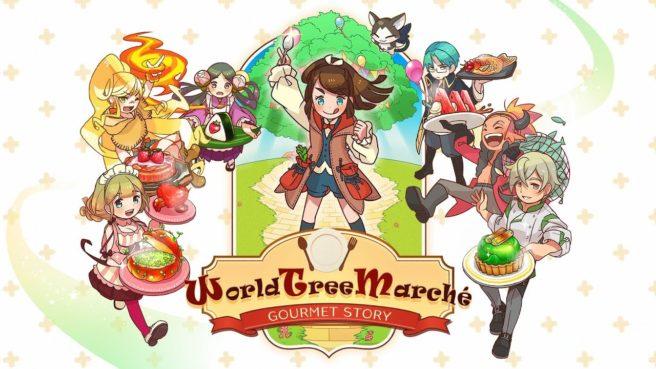 [Switch] World Tree Marché será lançado nesta semana; Preço e trailer