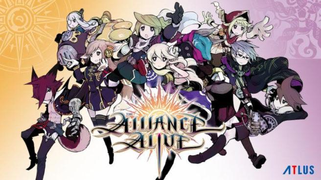 The Alliance Alive HD Remaster é anunciado para o Nintendo Switch