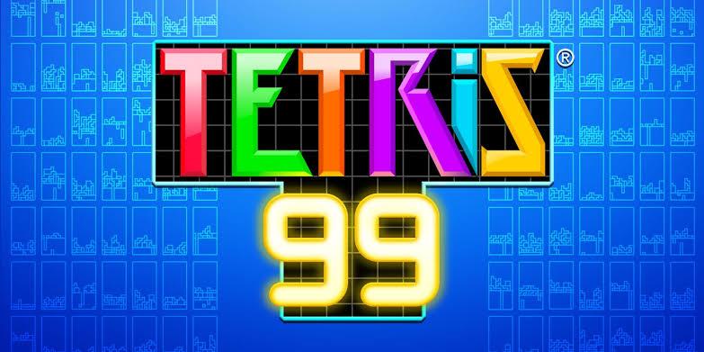 Enquanto isso, no Tetris 99…