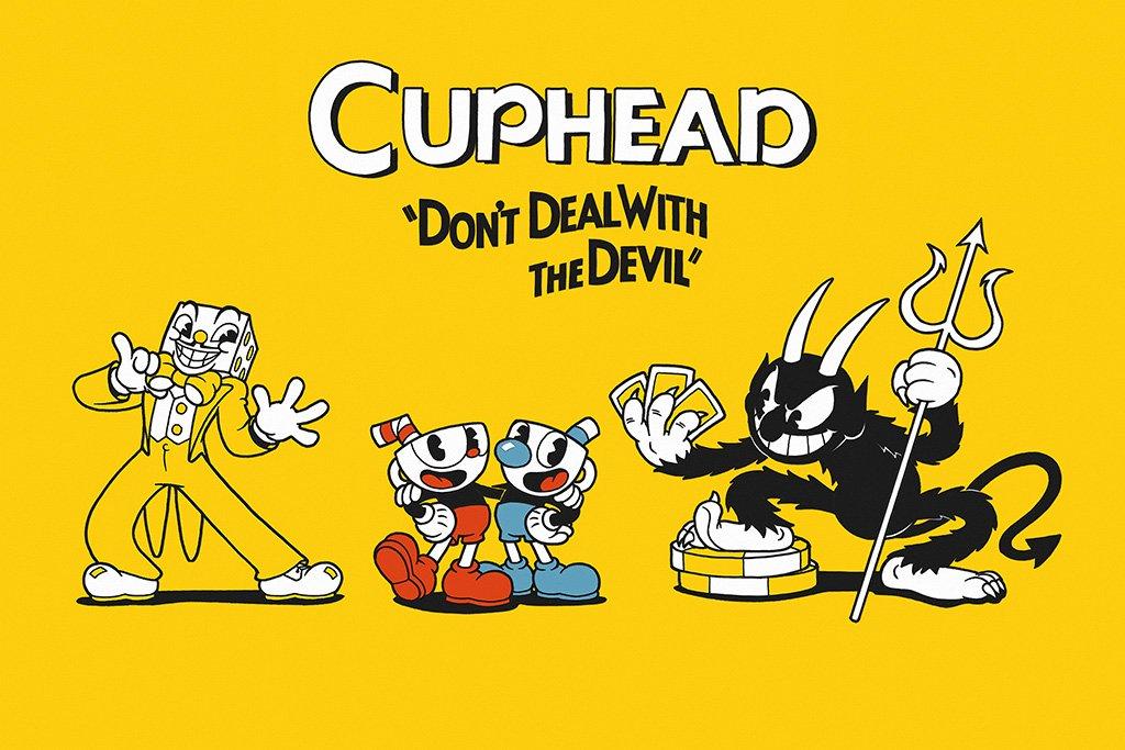 Cuphead receberá versão física após lançamento de todo conteúdo adicional