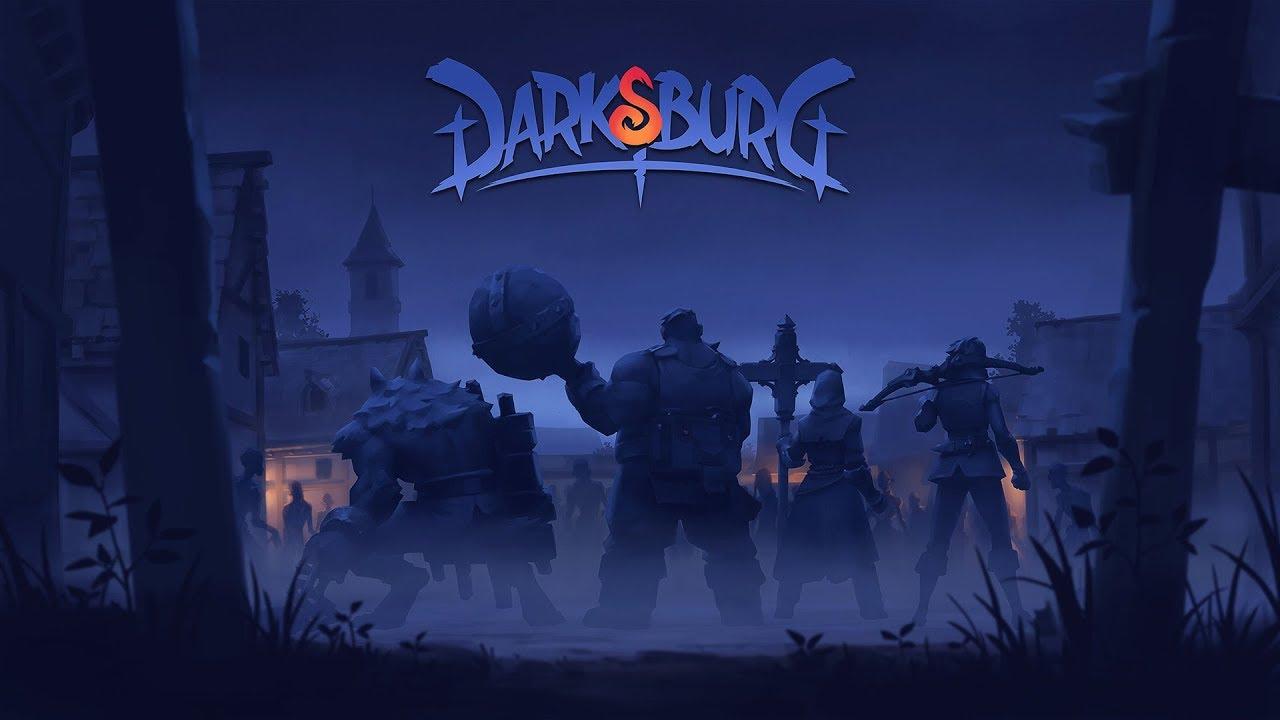 Darksburg é anunciado para o Nintendo Switch; Teaser e Screenshots