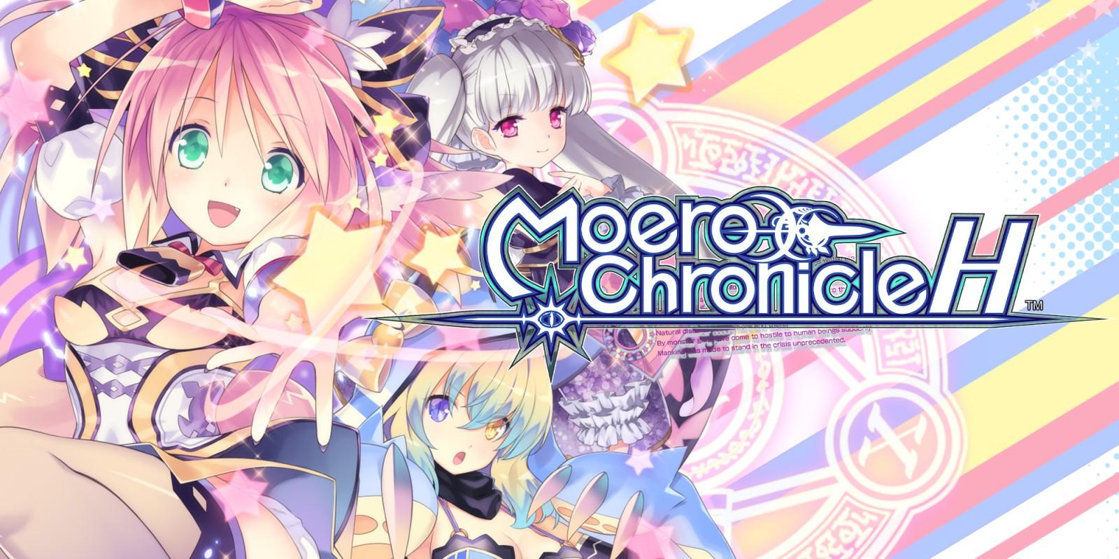 [Atualizado/Switch] Moero Chronicle Hyper chega na próxima semana na eShop da América do Norte e Europa