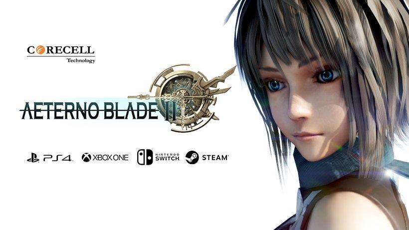 [Switch] AeternoBlade II recebe novo vídeo com o gameplay do jogo; Janela de lançamento alterada