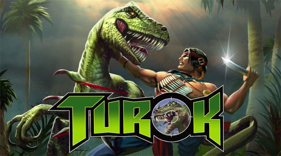 Clássico de Nintendo 64 Turok está vindo para o Nintendo Switch; Screenshots