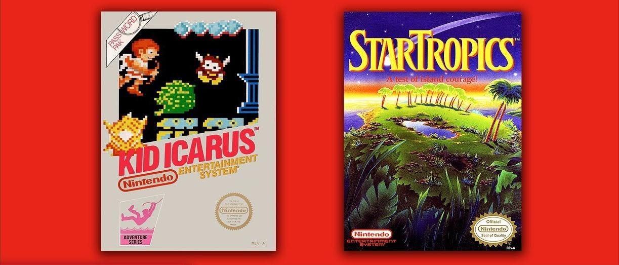 Kid Icarus e StarTropics serão adicionados ao catálogo de jogos de NES do Nintendo Switch Online