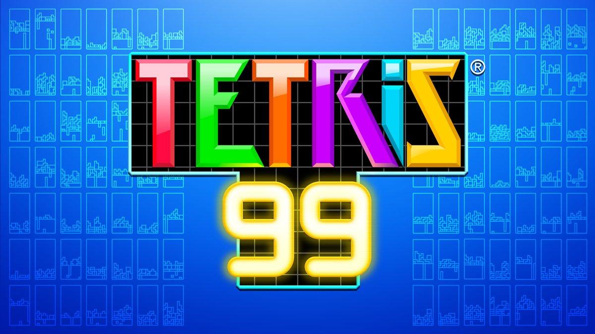 [Switch] Nintendo anuncia Tetris 99 Maximus Cup Online para está semana