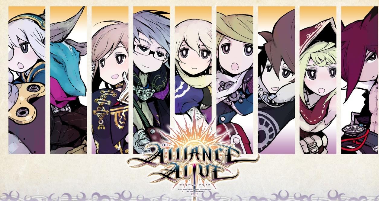 The Alliance Alive HD Remaster pode chegar ao ocidente pela NIS America