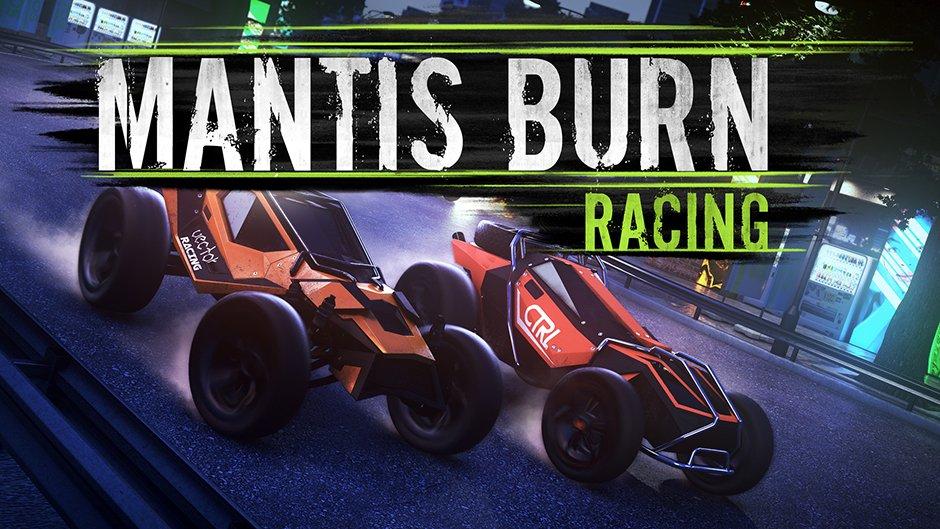 [Switch] Mantis Burn Racing pode estar ganhando uma versão física na América do Norte pela PM Studios