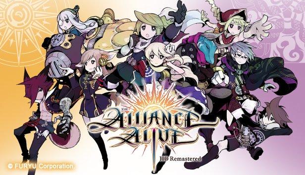The Alliance Alive HD Remastered é confirmado para o ocidente; trailer