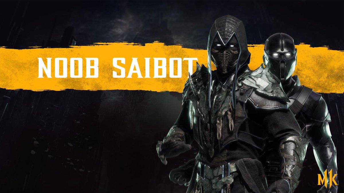 [Switch] Noob Saibot é confirmado em Mortal Kombat 11; Novo trailer
