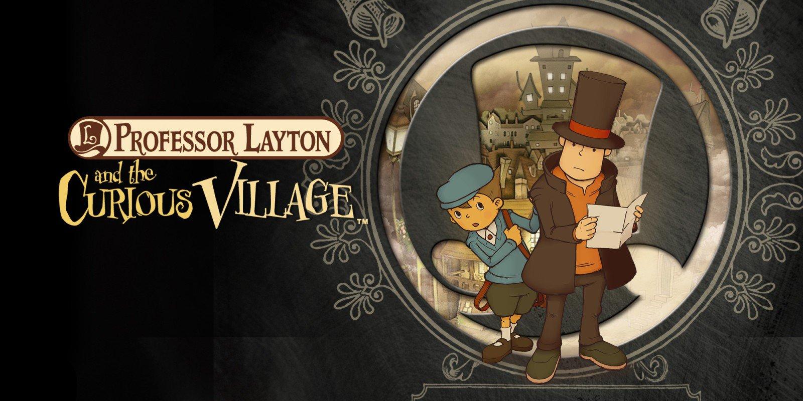 Compania de localização lista Professor Layton and the Curious Village para o Nintendo Switch