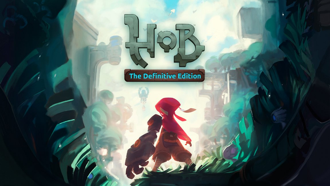 Aclamado jogo de aventura Hob: The Definitive Edition é anunciado para o Nintendo Switch; Panic Button está portando o jogo