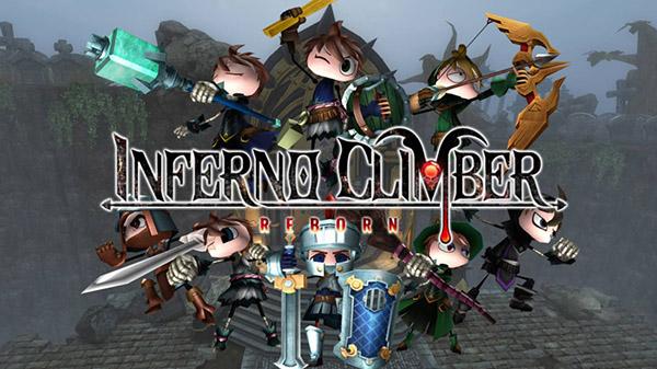 [Switch] Inferno Climber: Reborn ganha data de lançamento no Japão; Screenshots e Trailer