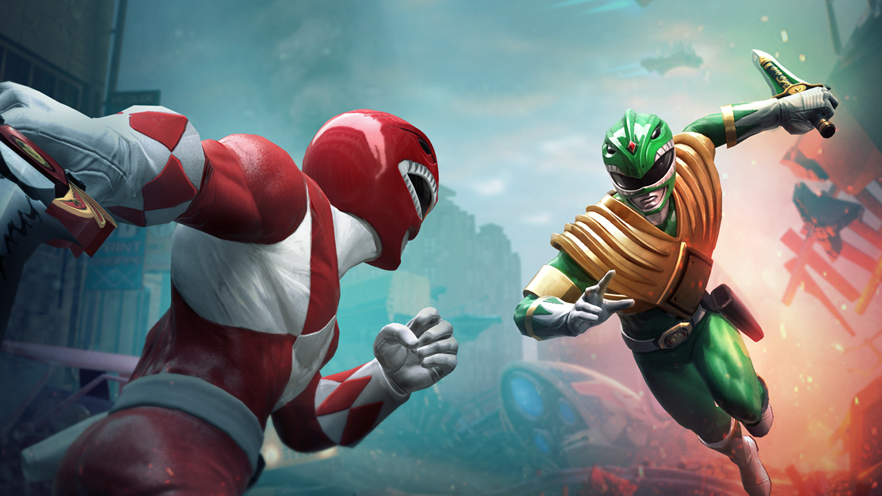 [Switch] Power Rangers: Battle for the Grid ganha novo trailer com o gameplay dos personagens confirmados no Jogo