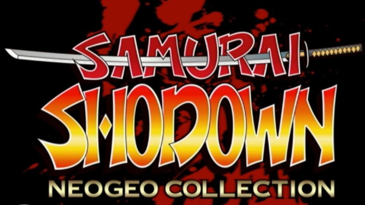 SNK anuncia Samurai Shodown NeoGeo Collection para o Nintendo Switch