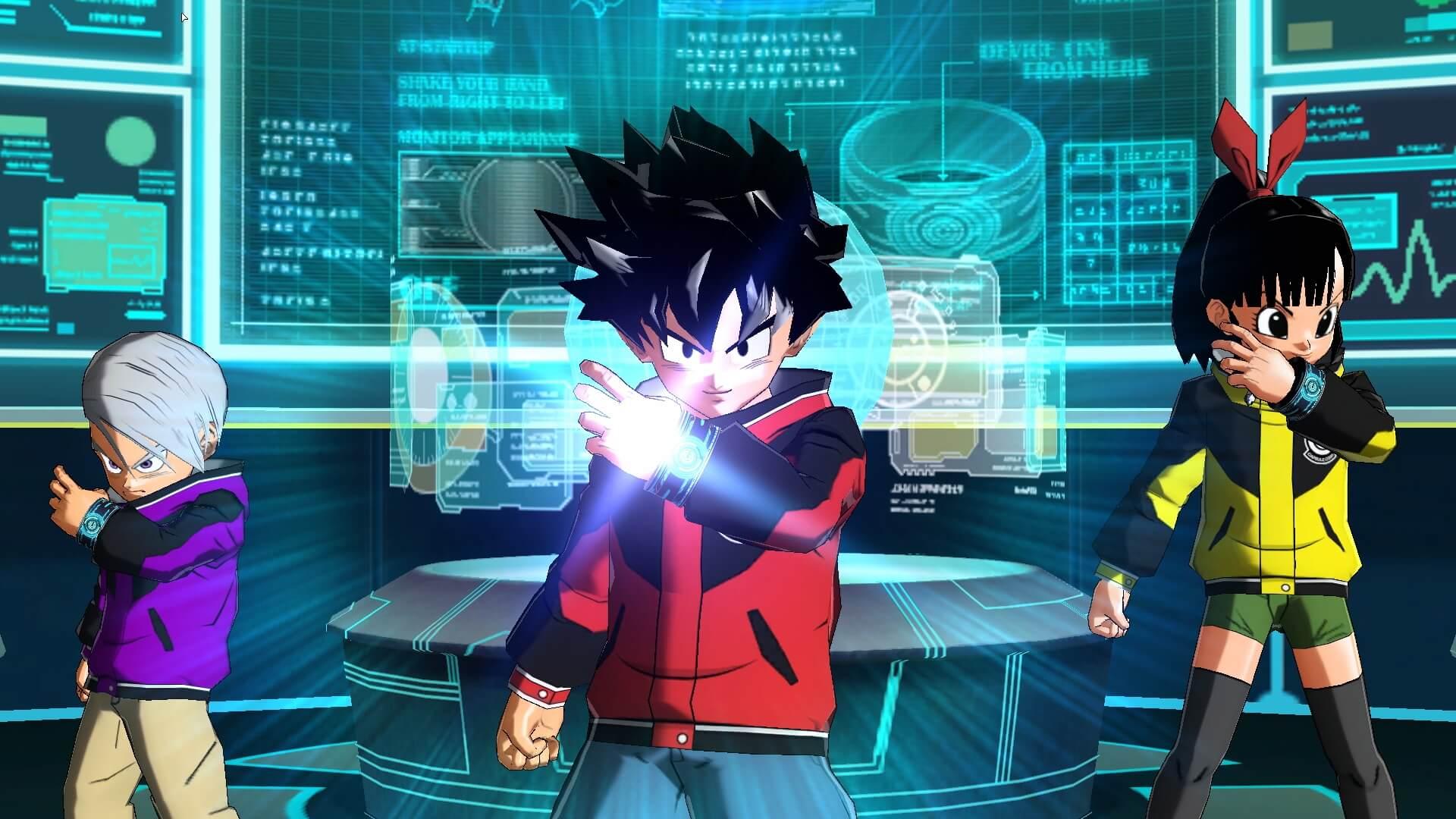 [Switch] Super Dragon Ball Heroes: World Mission receberá demo; Trailer