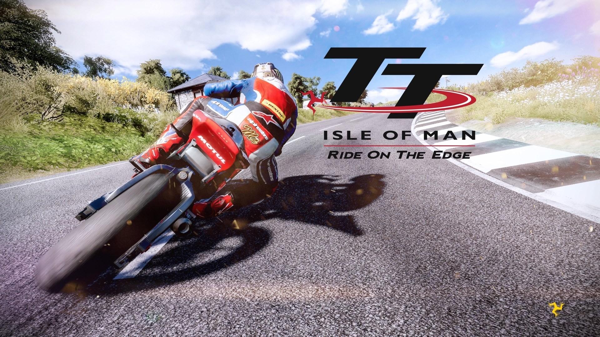 GameFly lista TT Isle of Man para o Nintendo Switch; Arte de capa