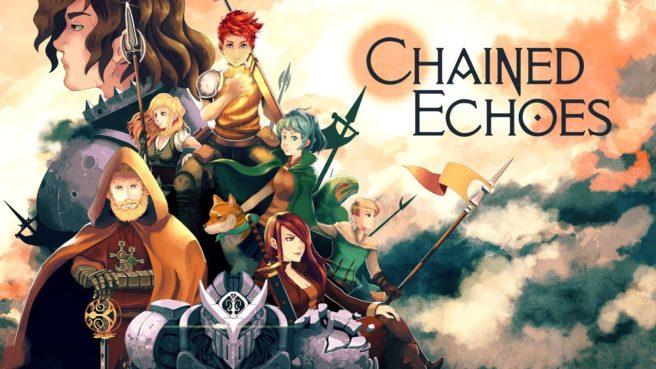 RPG de turnos Chained Echoes chegará ao Nintendo Switch