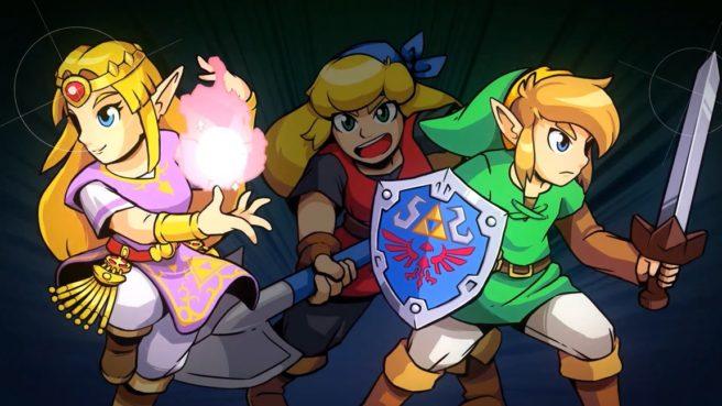 Cadence of Hyrule é anunciado para o Nintendo Switch