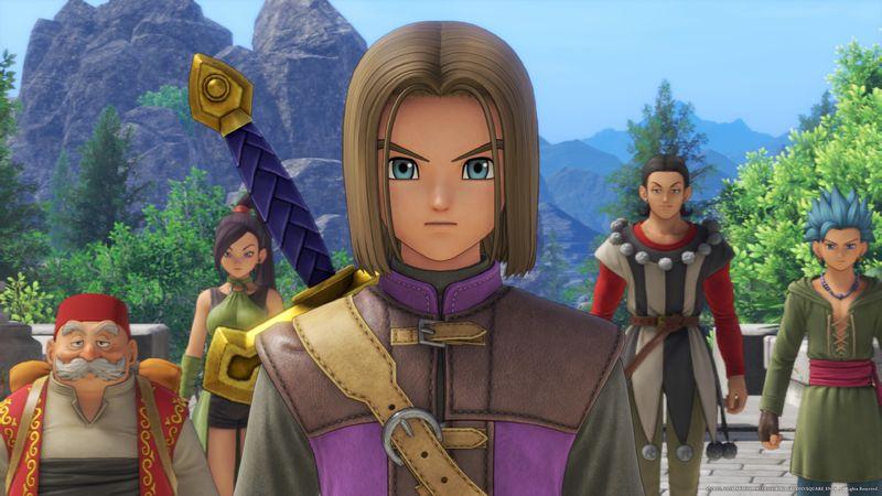[Switch] Dragon Quest XI S: Echoes of an Elusive Age – Definitive Edition: Novos detalhes e screenshot