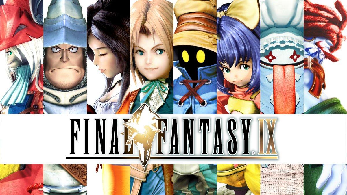 Square Enix está trabalhando em um patch para Final Fantasy IX
