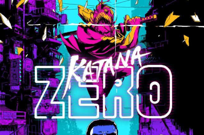 [Switch] Katana Zero é revelado; Data de lançamento; Trailer