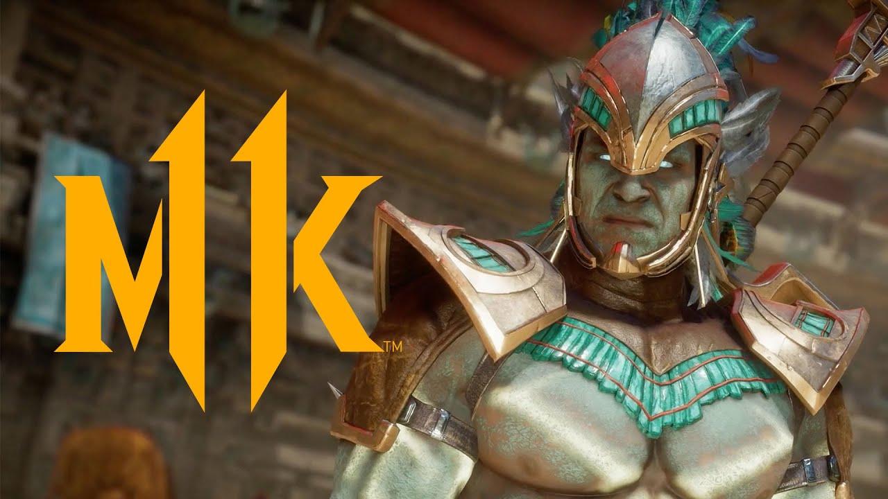 [Switch] Kotal Kahn é confirmado em Mortal Kombat 11; trailer