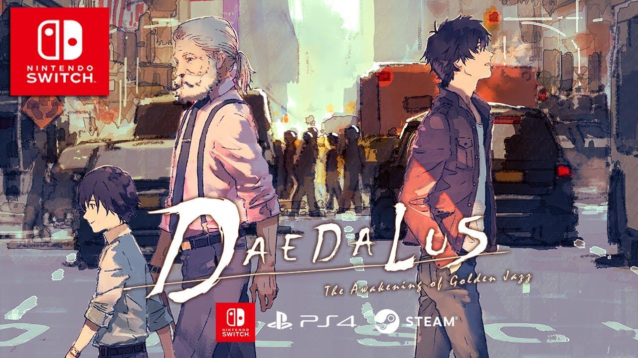 Arc System Works confirma lançamento de Daedalus: The Awakening of Golden Jazz no Ocidente