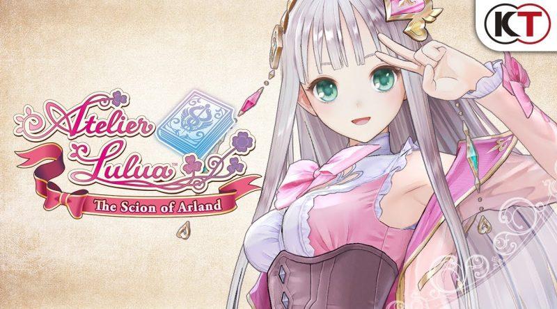 Koei Tecmo anuncia Atelier Lulua: The Scion of Arland – Limited Edition para a América do Norte