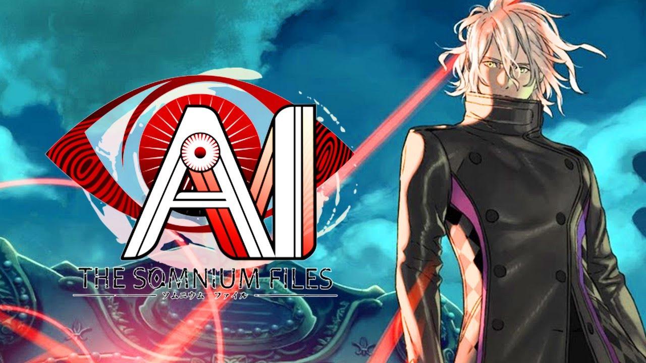 """AI: THE SOMNIUM FILES chega ao Nintendo Switch em 25 de julho no mundo inteiro; Edição de colecionador """"Special Agent Edition"""" é revelada"""
